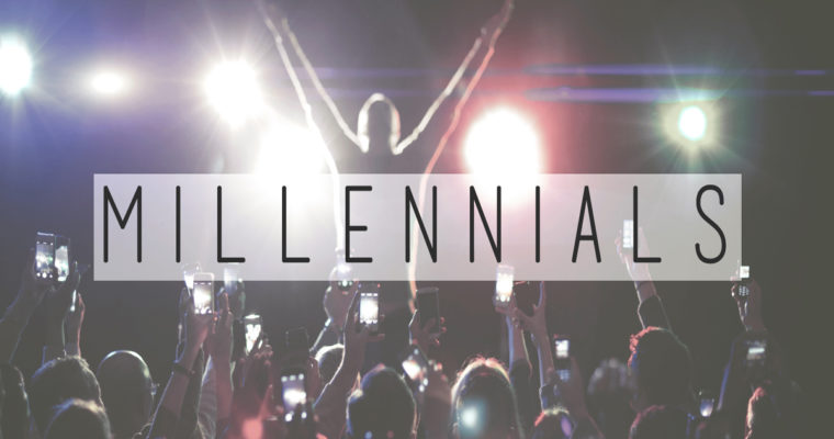 Millennials: storia della generazione Y
