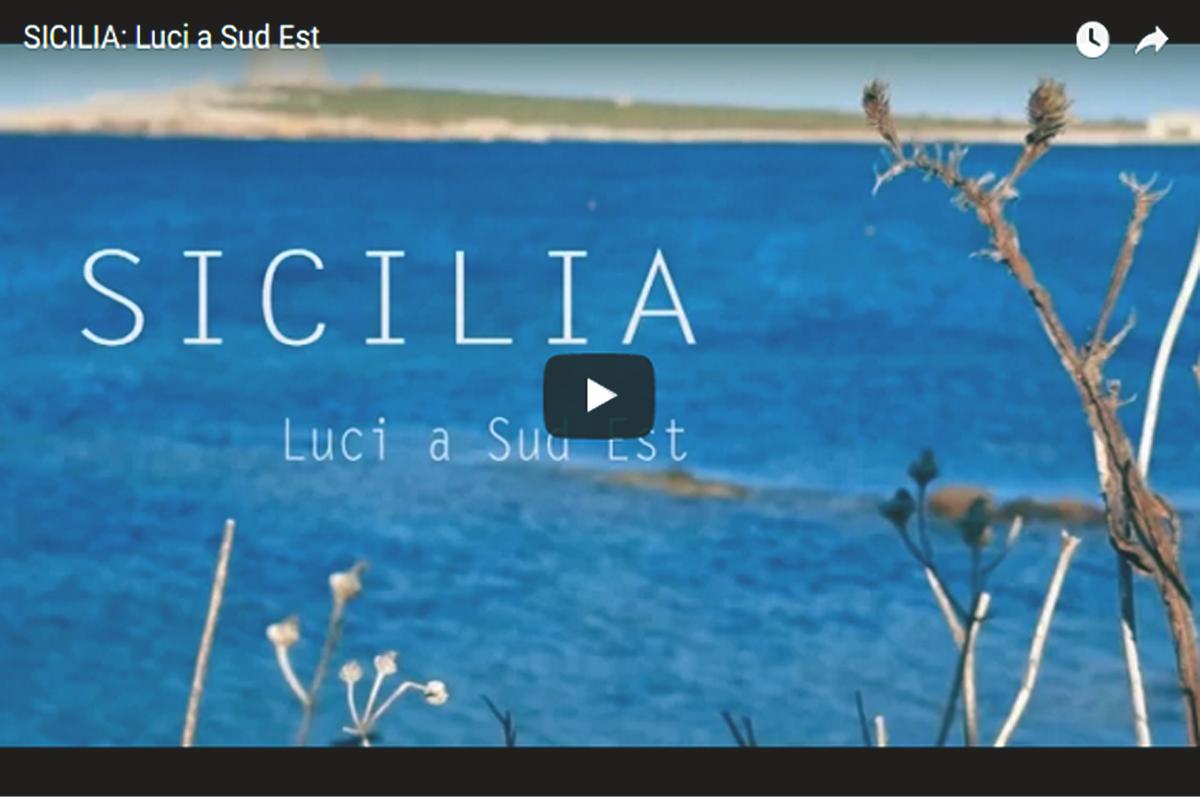 SICILIA: Luci a Sud Est – Un viaggio tra le meraviglie dell'isola