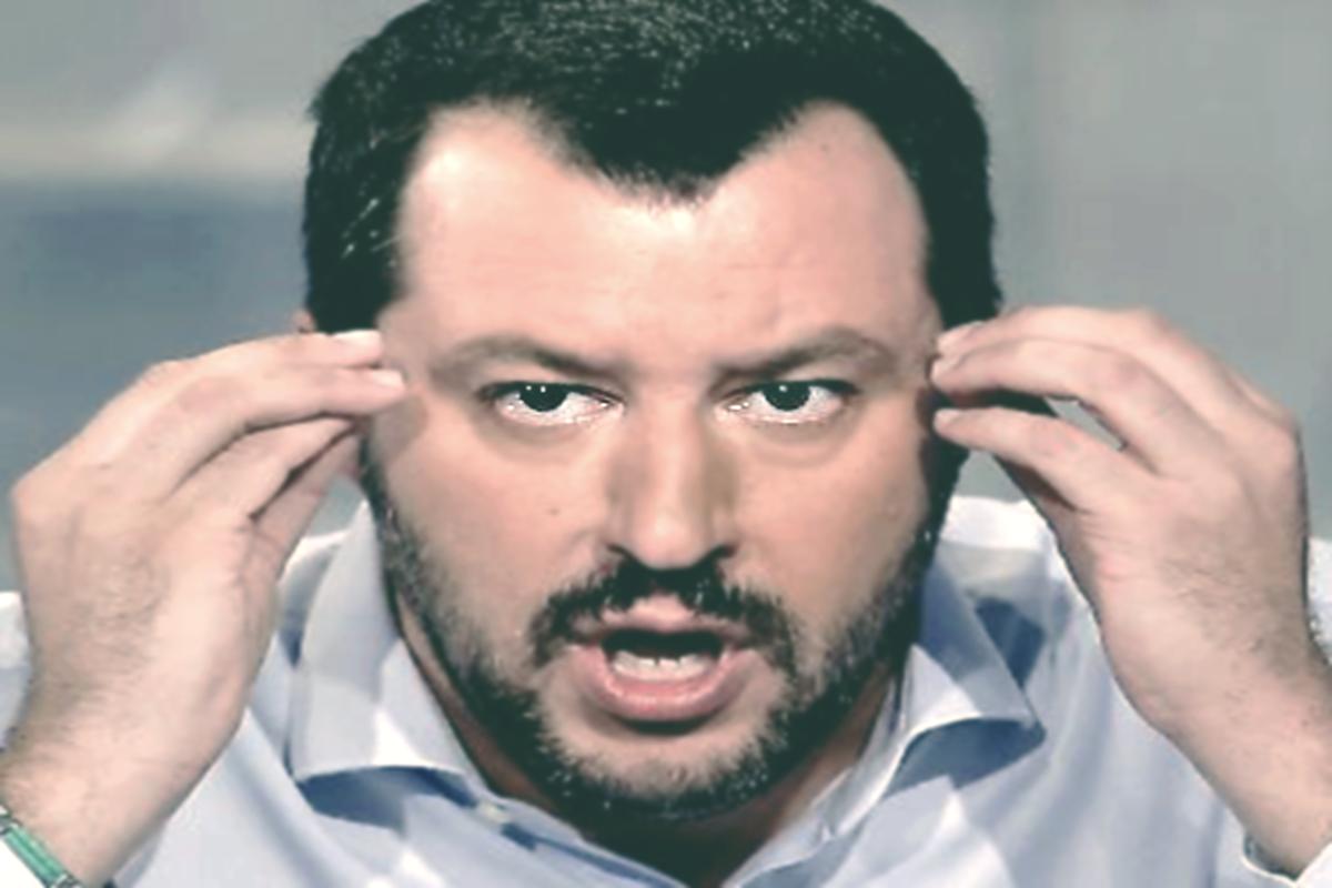 Matteo Salvini e il dizionario della lingua leghista: le 3 parole più usate