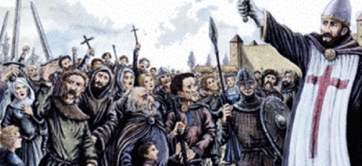 Dal Vangelo secondo Matteo: il cammino verso la santità di Capitan Salvini