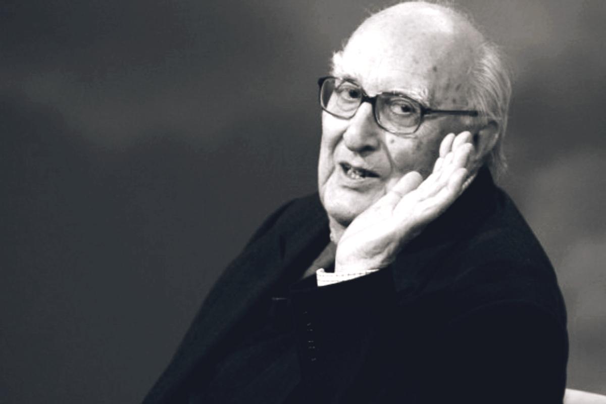 La vita e la morte, il pensiero del Maestro Camilleri